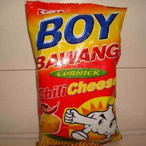 Boy Bawang (Chili Cheese Flavour)