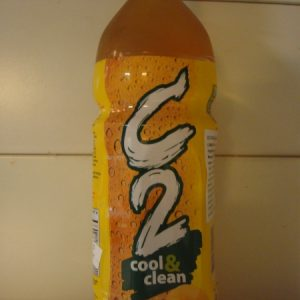 C2 Green Tea (Lemon Flavor 500 Ml.