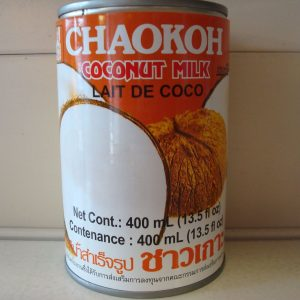 Chaokoah Coconut Milk 400ML.