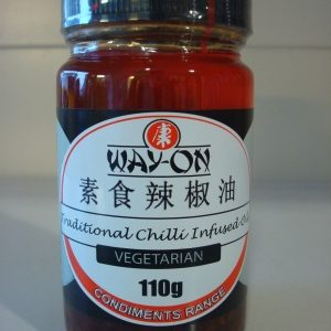 Chilli oil Vegetarian,Way On Chinese Brand