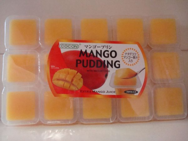 Cocon Mango Pudding New
