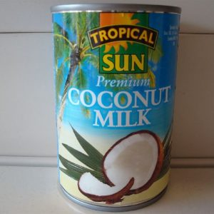 Coconut Milk (Tropical)