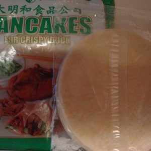 Crispy Duck Pancakes. 10 sheets