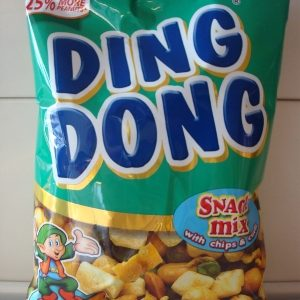 DingDong (Green Snack Mix w/ Chips & Nuts)