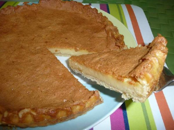 Eggpie. Made to order.