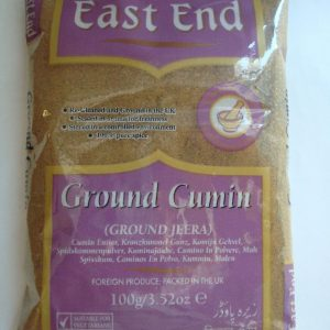Ground Cumin (Jeera)