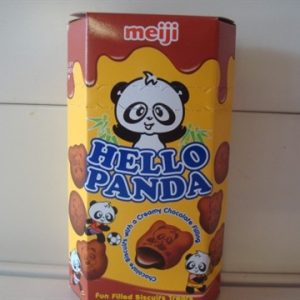 Hello Panda Chocolate Filling