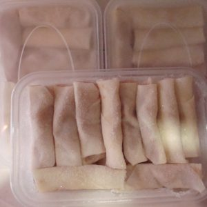 Homemade Chicken Spring Roll 10pcs.
