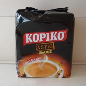 Kopiko Astig Coffee…3in1 (10 Sachet inside) NEW