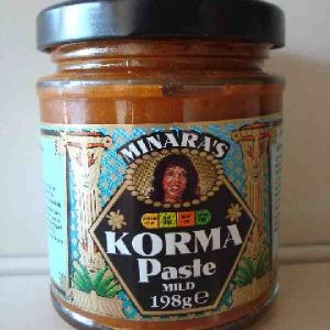 Korma paste,Minara's Indian Authentic Cuisin...