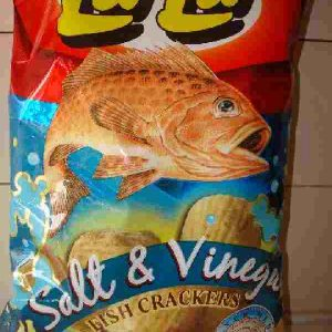 La-La Salt & Vinegar