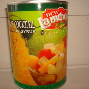 Lamthong (Fruit Cocktail in Syrup)