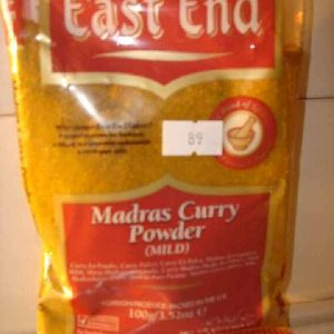 Madras Curry Powder (Mild)