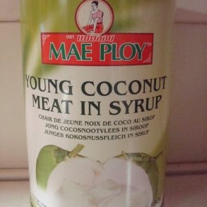 Mae Ploy Young Coconut Meat