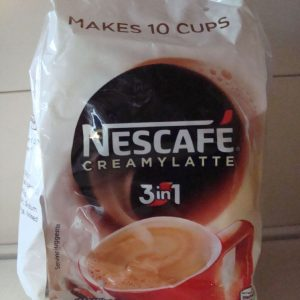 Nescafe Creamy Latte 10 Pcs.