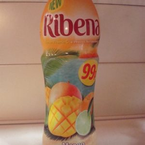 New Ribena Mango and Lime drink