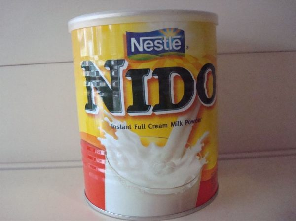 Nido Powder Milk  400gms