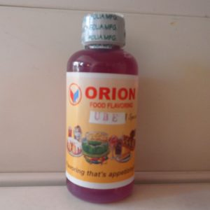 Ube Flavouring,Baking Cake,Orion Brand,