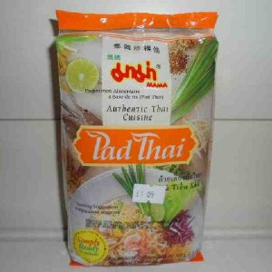 Mama Pad Thai Noodles 150g. With sauce inside. (2 ...