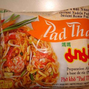 Pad Thai Stir Fried Flavour,Mama noodles
