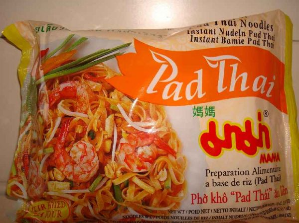 Pad Thai Stir Fried Flavour noodles