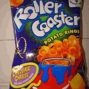 Roller Coaster (Potato Rings)