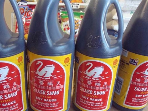 Silver Swan Soy Sauce 1Litre