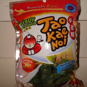 Taokaenoi Crispy Seaweed Hot & spicy