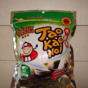 Taokaenoi Crispy Seaweed Original Value Pack