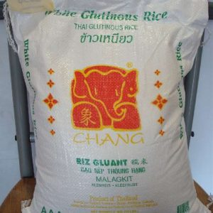 Thai Chang Malagkit. Whole Grain Glutinous Rice 5k...