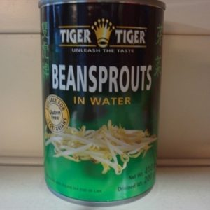Tiger-Tiger Bean Sprouts