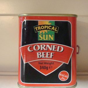 Tropical Corned Beef