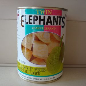 Twin Elephants Green Jackfuit