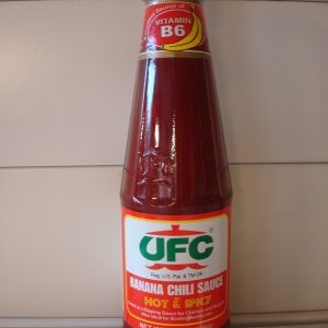 UFC Chili Sauce (Hot & Spicy)