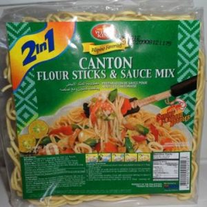 White king 2 in 1 Pancit Canton