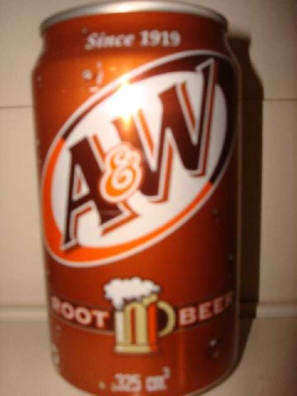 A & W Root Beer