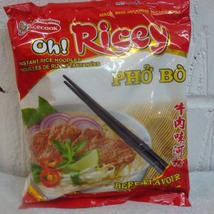Ace Cook Oh Ricey Noodles Beef Flavour
