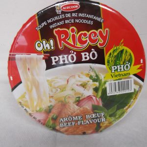 AceCook OH!  Ricey Pho Bo Beef Noodles