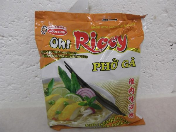 AceCook Oh Ricey Pho Ga Noodles