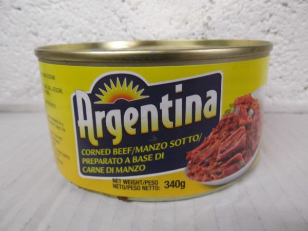 Argentina Corned Beef - New larger 340 grams size