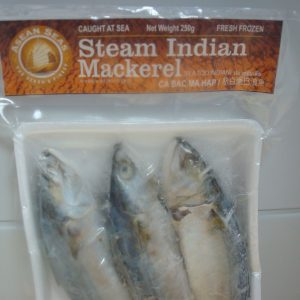 Asean Seas brand Steamed Indian Mackerel 200g( Tin...