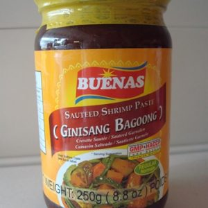Back in stock – Buenas Ginisang Bagoong (Regular)