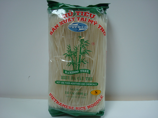 Bamboo Tree Fresh Flat Rice Vermicelli Small