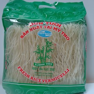 Bamboo Tree Fresh Rice Vermicelli 908g.