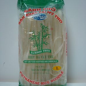 Bamboo Tree Fresh Rice Vermicelli Large