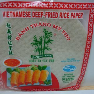 Bamboo Tree Vietnamese Fried Rice Paper
