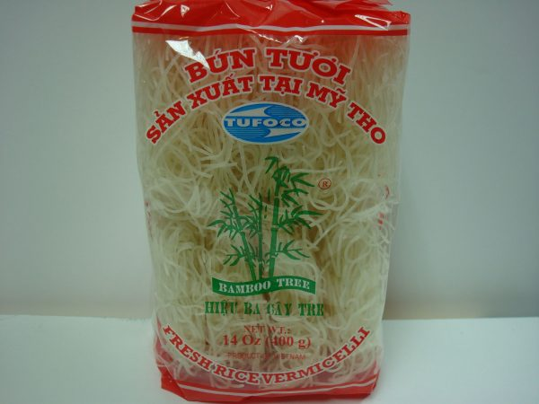 Bamboo Tree Vietnamese Rice Vermicelli 400g.Red Pack