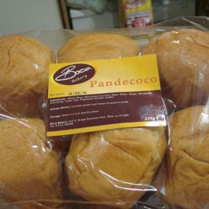 Freshly Baked Frozen Pandecoco