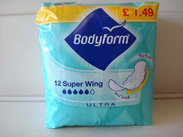 BodyForm Sanitary Napkin