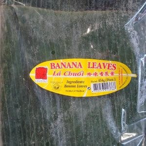 Banana Leaves Chang frozen